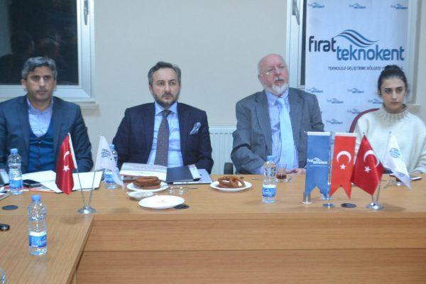 Elâzığ Ekonomi Platformu Toplantısında EİŞGEM Tanıtımı Yapıldı