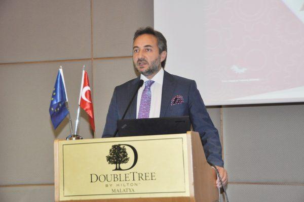 Elazığ İŞGEM Malatya Tanıtım Semineri:  TRB1 Bölgesi İŞGEM'lerinden Ortak Adım