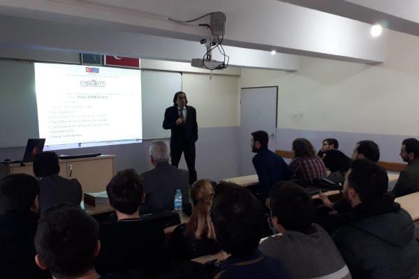 Fırat Üniversitesi Yazılım Mühendisliği İŞGEM Tanıtımı